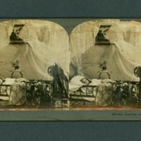 Guardian Angel Stereoscope Card