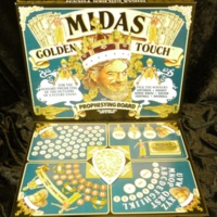 Midas Golden Touch Prophesying Board
