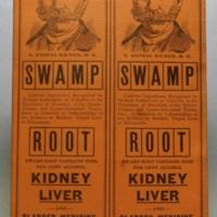 Dr. Kilmer's Swamp Root Kidney Remedy box