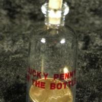 Lucky Penny In-a-Bottle