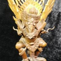 Garuda statuette