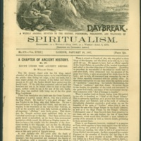 Spiritualist Newspaper