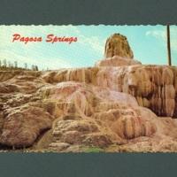 Pagosa Springs postcard