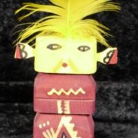 Kachina Doll statuette