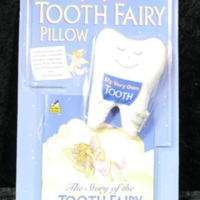 Tooth Fairy Pillow and Book