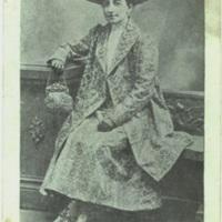 Mrs. Clark Stanley postcard