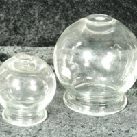 Glass Cupping Spheres