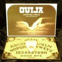 Ouija board, 1972